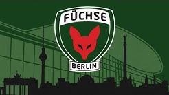 Füchse Berlin - Hier ist unser Revier! - Kader 2016/17