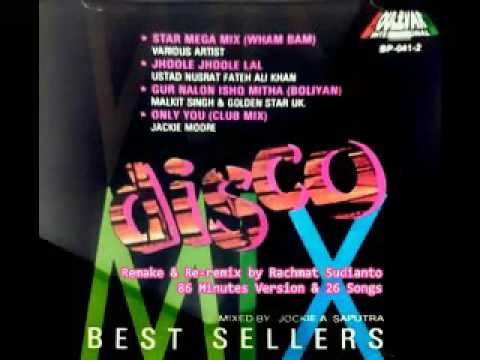BOULEVARD DISCO MIX BEST SELLERS 1991 (2016 REMAKE by RACHMAT SUDIANTO) - JOCKIE A SAPUTRA