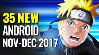 Android Playscore Scoop November and December 2017 | 35 Best New Android mobile games reviewed