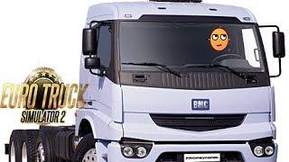 EURO TRUCK SİMULATOR 2 BMC PROFESYONEL 827 (SEVKİYAT)