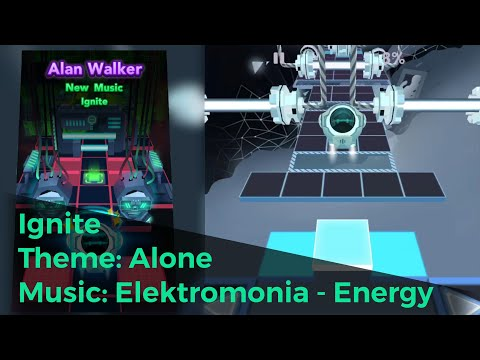 Rolling Sky - Ignite-alone | Energy - Elektronomia [NCS]