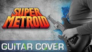 Super Metroid - Upper Brinstar, The Jungle Floor (Guitar Cover)
