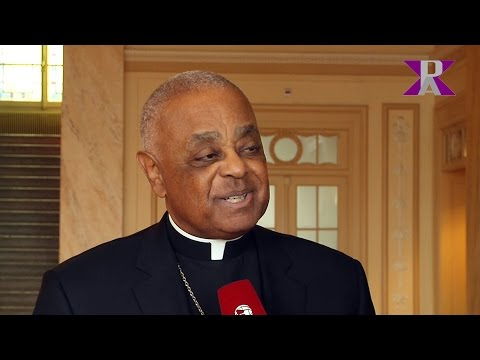 Archbishop Wilton D. Gregory of Atlanta at  the U.N. Geneva about Free Parental Choice