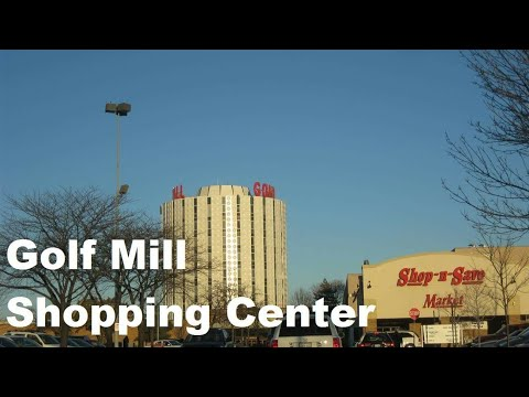 Dead Mall: Golf Mill Shopping Center - Niles, IL