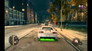 Saints Row: The Third PC Gameplay [GER kommentiert]
