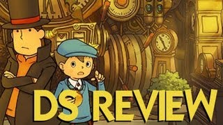 Professor Layton and the Unwound Future (DS Review)