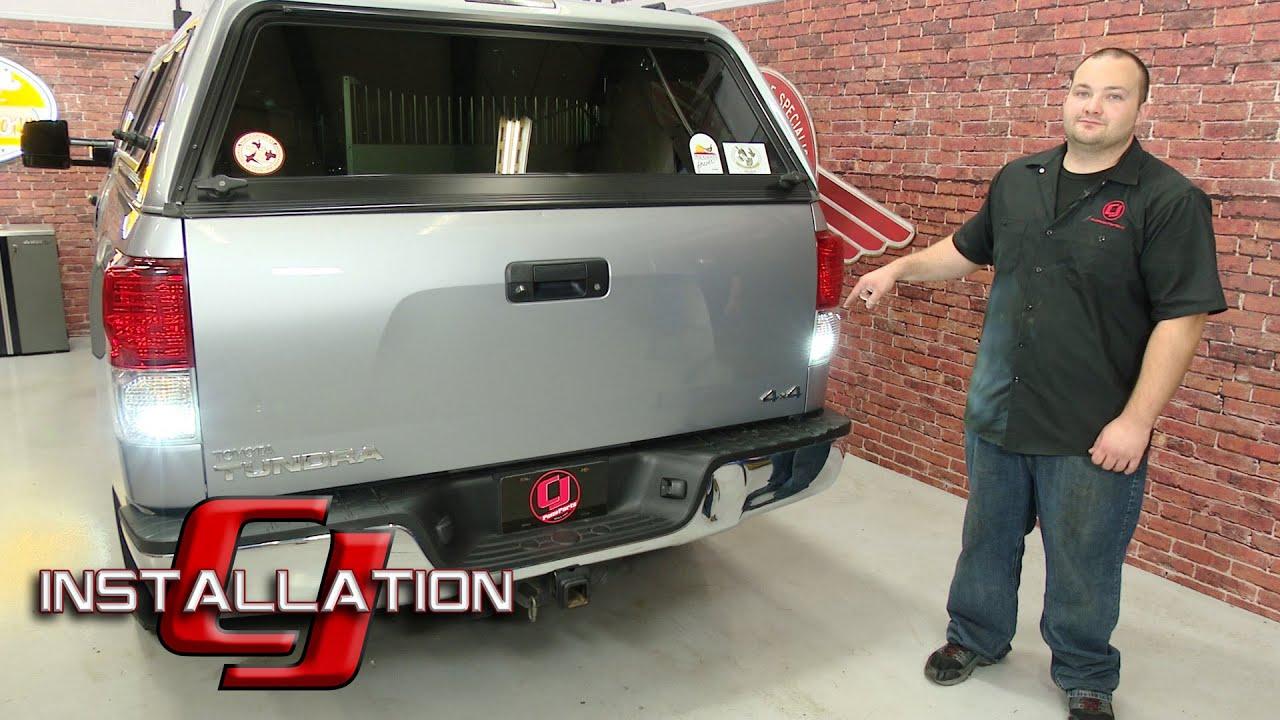 Led Backup Lights Wiring Toyota Tundra Diode Dynamics Led Reverse Ultra Bright