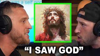 CHET HANKS EXPLAINS HIS ENCOUNTER WITH GOD