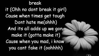 Repeat youtube video Love Dont Change - Jeremih (Lyrics)