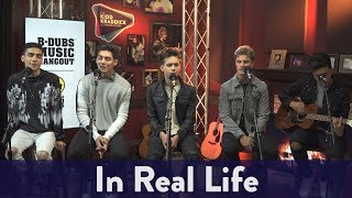 In Real Life - Eyes Closed (Live) | KiddNation Mp3