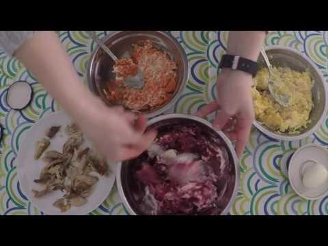 Salata Suba moldoveneasca