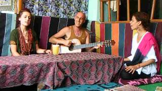 Matan Morag - Havaya - Live in Rishikesh 2014  מתן מורג- הויה