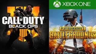 PUBG PTS and Black Ops 4 Beta coming to Xbox One