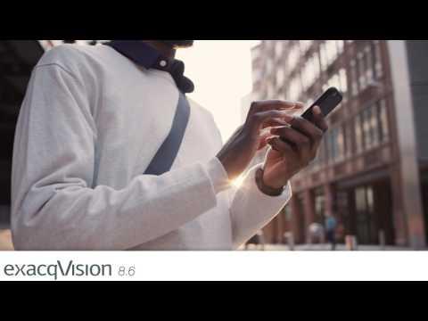 exacqVision 8.6