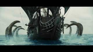 Soundtrack. Piratas del caribe: El cofre de la muerte-The kraken