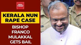 Kerala Nun Rape Case: Rape Accused Bishop Franco Mulakkal Gets Bail