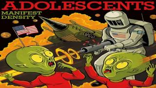 Adolescents - Manifest Density (Full Album)