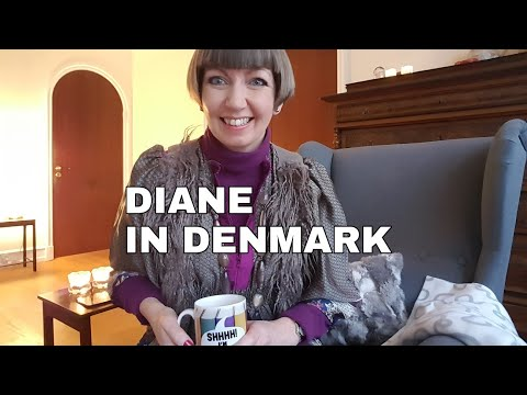🇩🇰 Diane in Denmark and the Danish language