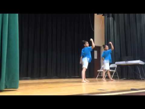 Talent show fight song