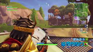 FORTNITE WE GO TO DO THE SPESA!! REAL VICTORY WITH CART!!