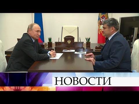 Губернатором Нижегородской области официально стал Глеб Никитин.