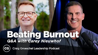 Q&A with Carey Nieuwhof: Leading at Your Best - itunes charts today rap