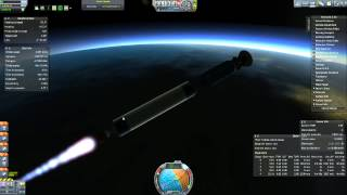 KSP Real solar system probe send to Jupiter
