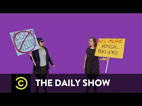 Download Youtube: Please, Just Like… Don't: How to Protest: The Daily Show