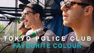 Tokyo Police Club | Favourite Colour | CBC Music Festival 2016