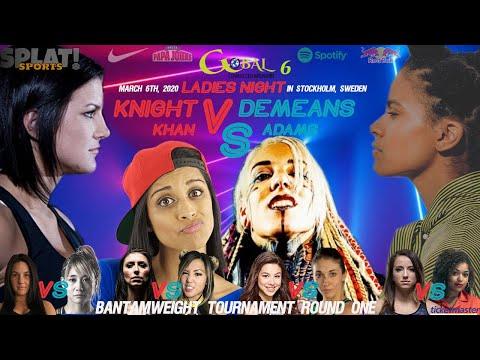 GCC 6: Knight vs. DeMeans