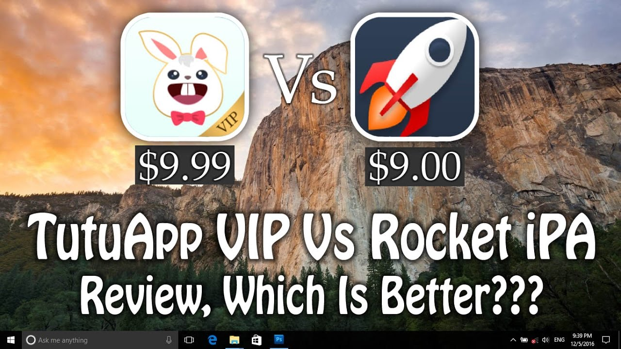 Tutuapp Vip For Ios  Vs Rckt Ipa Review Watch This Before Buy Youtube