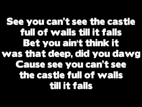T I Castle Walls ft Christina Aguilera Lyrics [Parole]