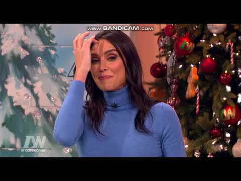 Loose Women with Christine Lampard - Wednesday 20th December 2017