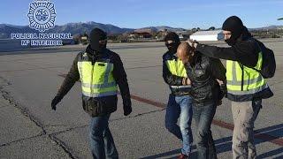 Los yihadistas detenidos en Ceuta tenían similitudes con los terroristas de París