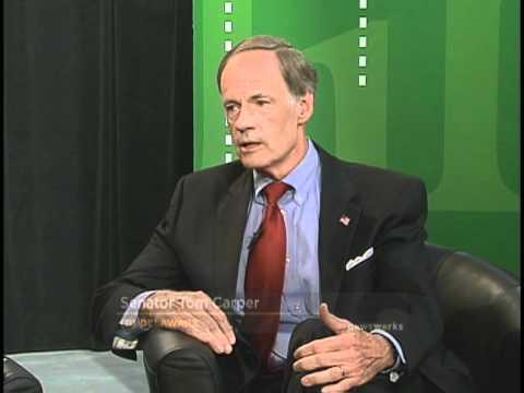 A Conversation with Sen. Tom Carper