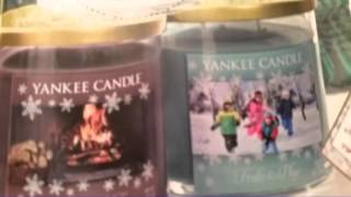 Yankee Candle 2014 Holiday Catalog, Winter Wonderland Sneak Preview