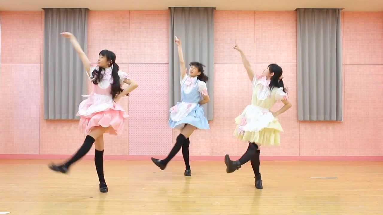妃奈と桜と香】Melody Line【踊...