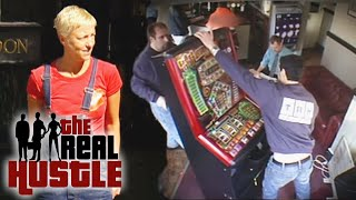 Fruit Machine Fiddle | The Real Hustle
