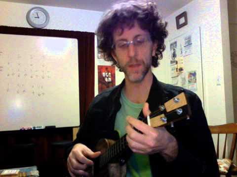 Landslide ukulele