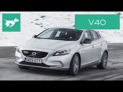 2017 Volvo V40 Review