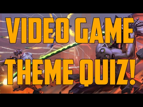 Video Game Theme Quiz!