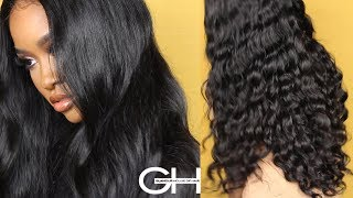 8 MONTH UPDATE ON RAW SOUTHEAST ASIAN CURLY HAIR + MAINTENANCE Glamour House Of Hair