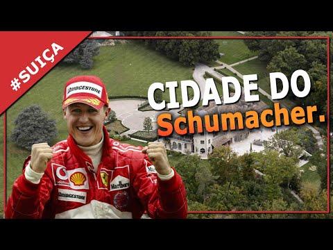 Aqui vive Schumacher Piloto de Formula 1