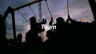 Lorde // team [Lyrics]
