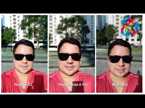 Realme X2 vs Redmi Note 8 Pro vs Mi 9T Pro - Camera Shootout!