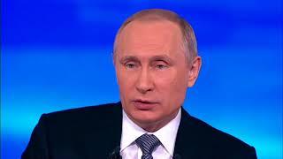 Путин перепел Егора Крида. (Пародия)