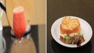 صينية توست بالصلصة - عصير التفاح بالبنجر | سندوتش وحاجة ساقعة حلقة كاملة