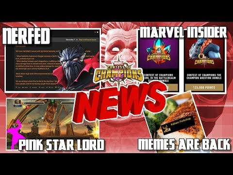 Symbiote Supreme = Nerfed! Marvel Insider, Shoutouts and More [MCN]