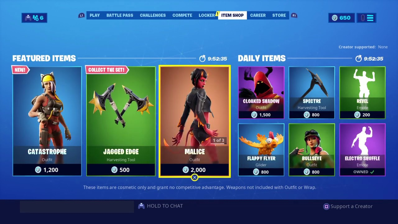 New How To Get Every Skin In Fortnite Item Shop For Free
