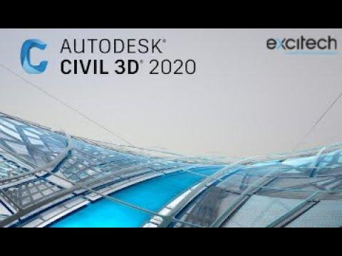 Civil 3D Software | Excitech